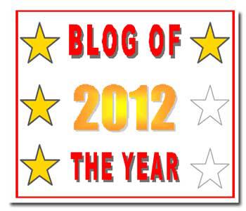 Blog of the Year Award 4 star jpeg